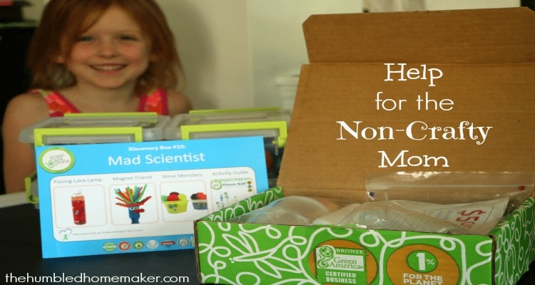 Help for the Non-Crafty Mom