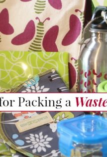 9 Essentials for Packing a Waste-Free Lunch