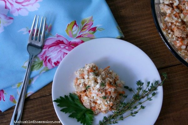 Tuna Salad - TheHumbledHomemaker.com