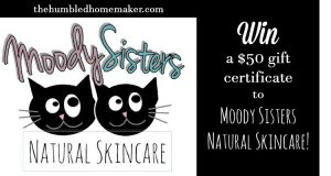 Moody Sisters Skincare: A Luxurious Treat for the Whole Body!