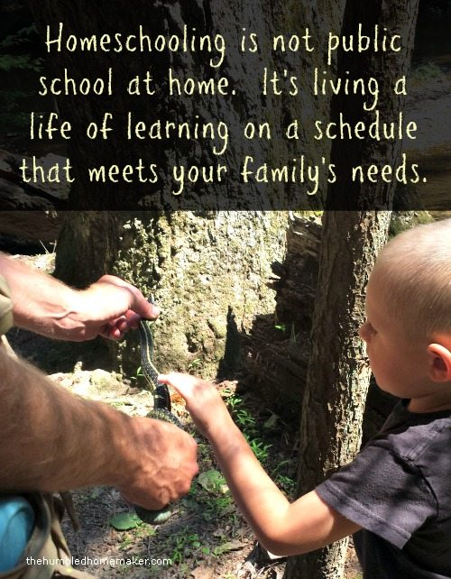 Homeschooling's best kept secret