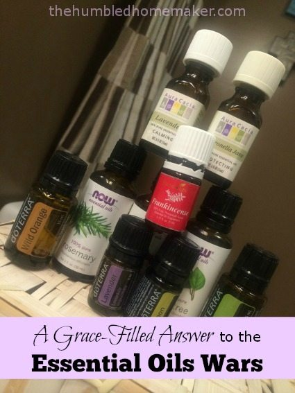 I'm not into the drama when it comes to picking a company to buy essential oils from. This article is a good one and addresses why education and doing your OWN research is more important than being pushy and arguing about who sells what and which is best.