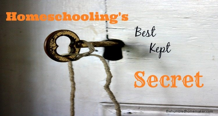 Homeschoolings best kept secret 2