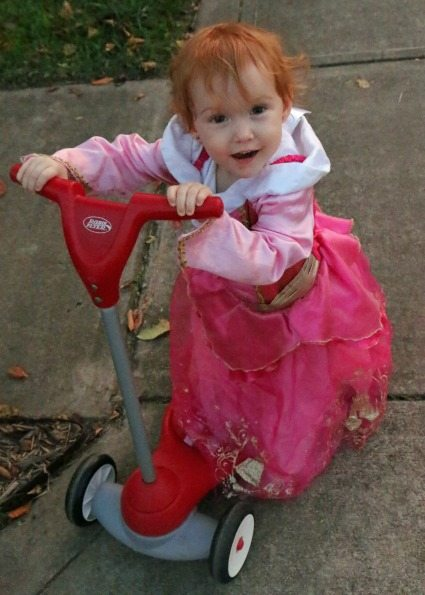 Scooter Princess