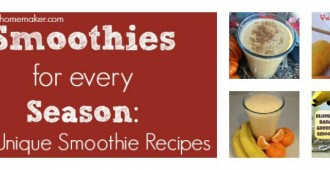 Smoothies for Every Season