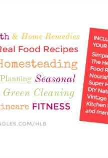EXPIRED: My Top 10 Picks of Healthy Living Resources