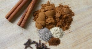 apple pie spice ingredients
