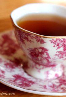 Hosting an Autumn Tea Party