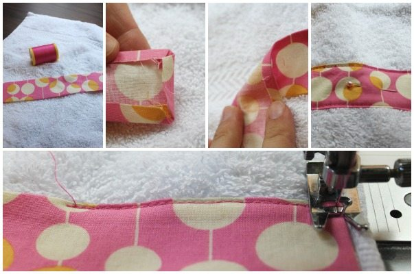 How to Make an Embellished Washcloth