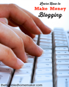 Limited Time Offer!  4 Week Online Blogging Class {Includes Blog Set-up} – For Just $.99!