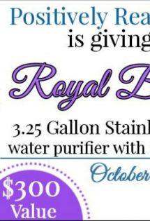 Berkey Water Filter Giveaway