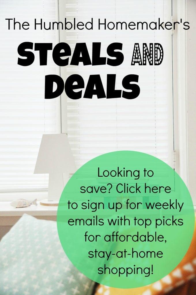 THH Steals & Deals