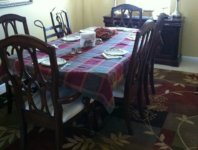 At first I was embarrassed to admit I used disposable dinnerware when I hosted Thanksgiving dinner last year. But now I know that it helped create a more stress-free holiday that allowed me to share more stories with my family.