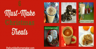 6 Christmas Treats