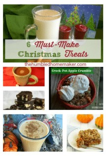 Your family will love these 6 Christmas treats!