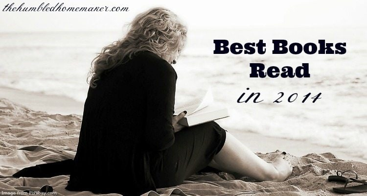 Best Books Read in 2014