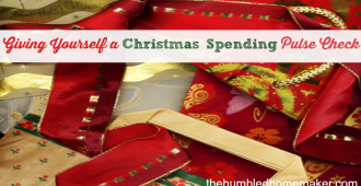 Meta description: Have you already exhausted your Christmas budget, or do you still have some wiggle room? Avoid Christmas debt by setting a budget and spending wisely. These Christmas spending tips will help!
