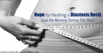 Hope for Healing a Diastasis Recti