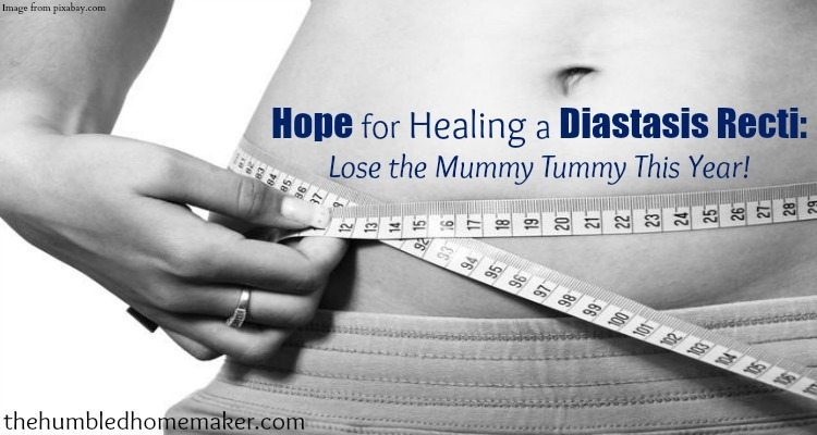 Diastasis recti exercise programs can give you hope for healing.