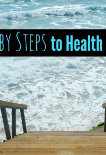 Why Baby Steps to Health Matter