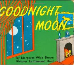 non-toy gift ideas for kids: Goodnight Moon!