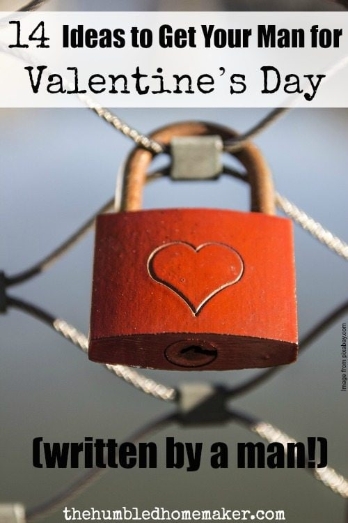 14 valentine 39 s day gift ideas for men written by a man for Great valentine gifts for guys