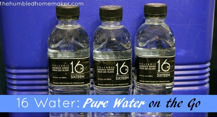 16 Water - Pure Water on the Go