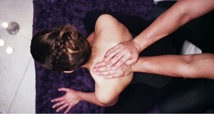 Giving your partner a massage is one of the most romantic things you will ever do!
