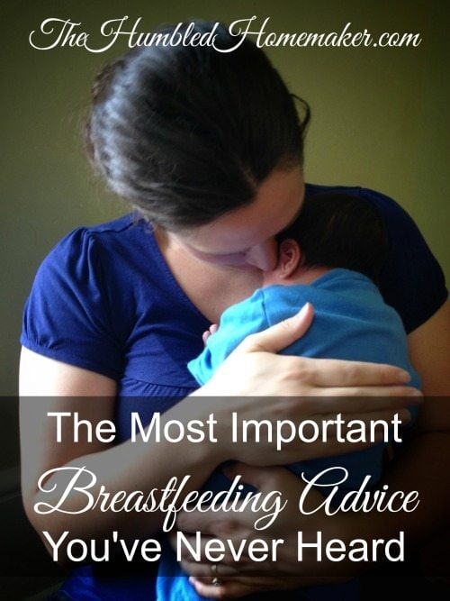 Breastfeeding moms, this is a must-read! If you ever have to pump or express your milk for baby, this one piece of advice can make all the difference in your breastfeeding experience! I never knew this!