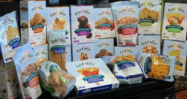Aldi's Gluten Free Options