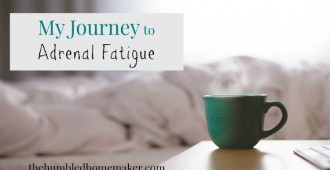 Are you tired of being tired? You might have adrenal fatigue!