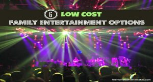 6 Inexpensive Entertainment Options for Families