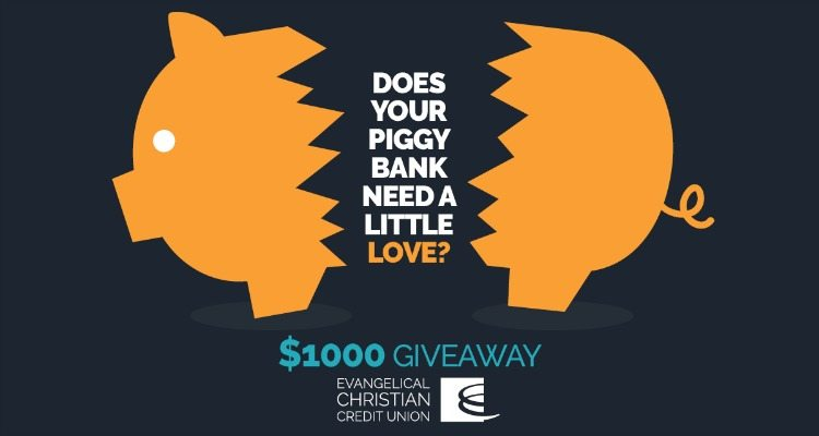 Does Your Piggy Bank Need a Little Love