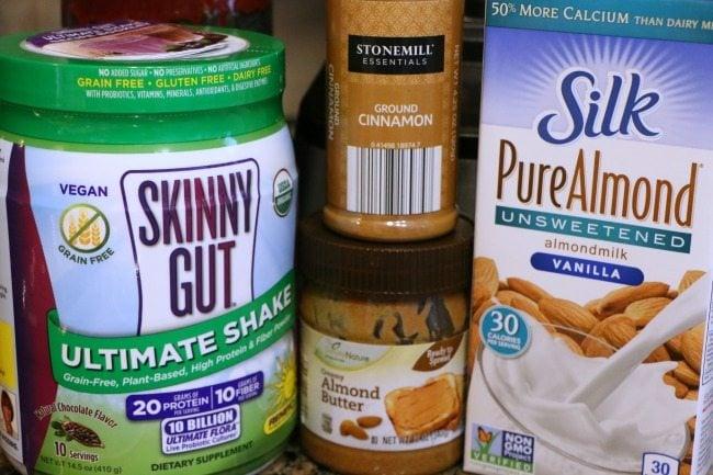 Skinny Gut Shake Ingredients