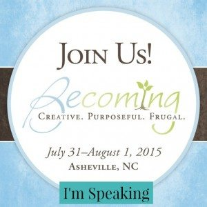 Becoming Conference 2015
