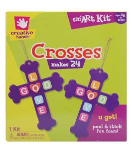 foam crosses