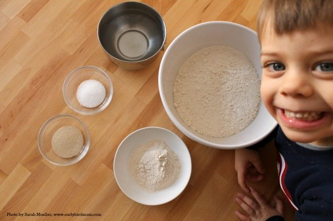 Easy recipes are a great place for your kids to learn how to cook!