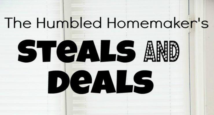 Steals and Deals featured