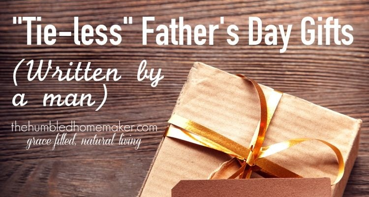 If you're looking for Father's Day gift ideas, these are sure to make the the dads in your life feel loved this Father's Day!