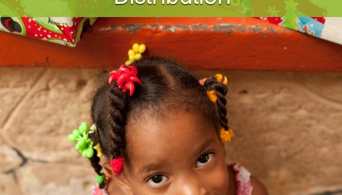 Our family was able to participate in an Operation Christmas Child distribution last week in Costa Rica. Yes, they distribute the boxes year-round! Here are some lessons I learned from participating in the distribution.