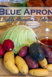 Blue Apron: A Healthy Alternative to Take-Out