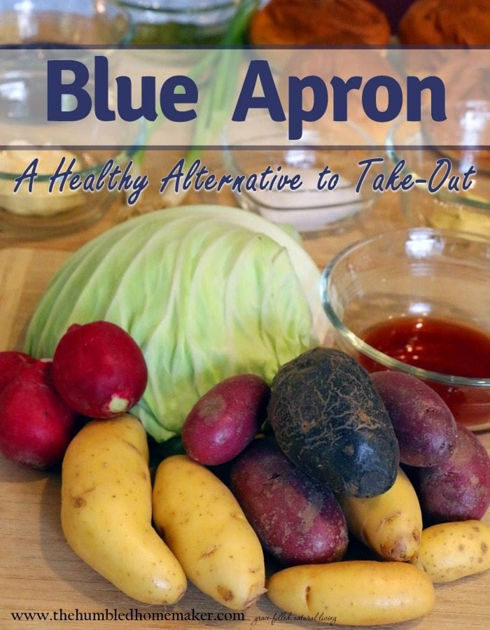 Blue Apron Pinnable