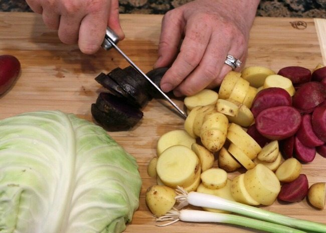 Blue Apron Potato Salad Ingredients