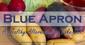 Blue Apron: A Healthy Alternative to Take-Out
