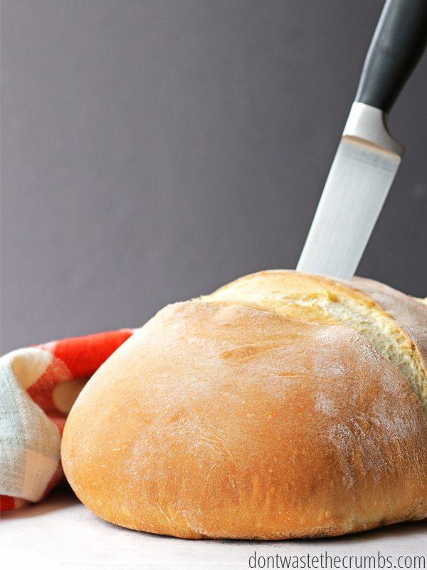 Man Bread Cover