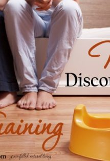 To The Mama Discouraged With Potty Training