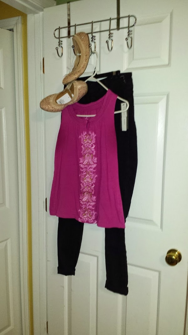 shopping from closet outfit 10