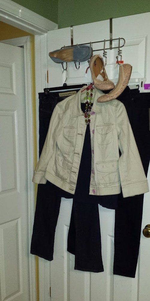 shopping from closet outfit 11