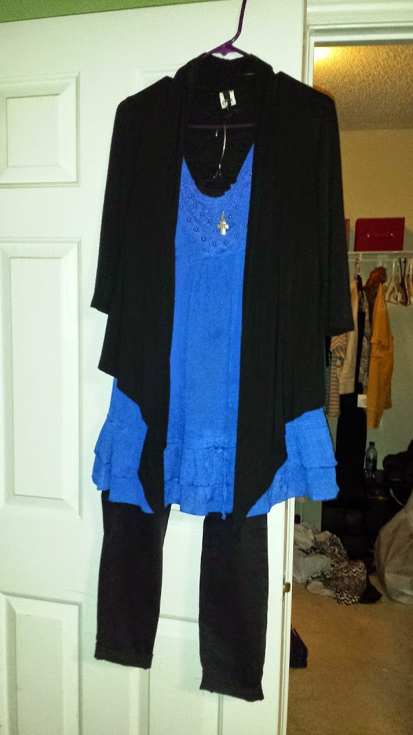 shopping from closet outfit 12