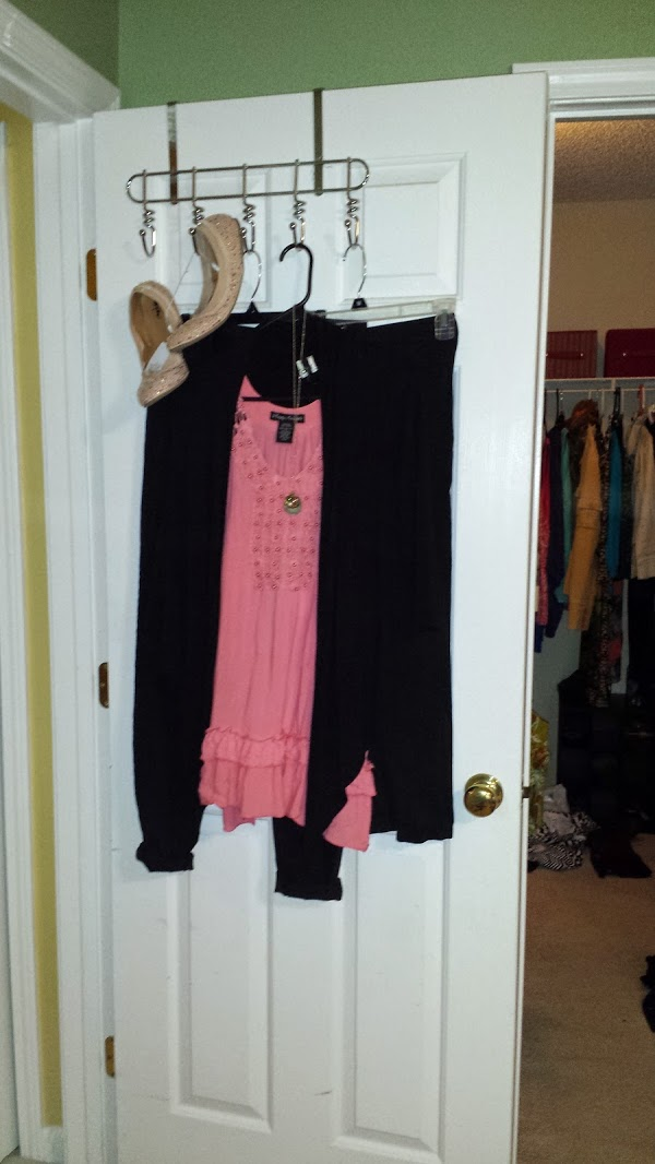 shopping from closet outfit 18